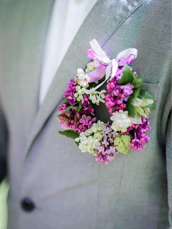 svadben dekor jorgovan kitenki