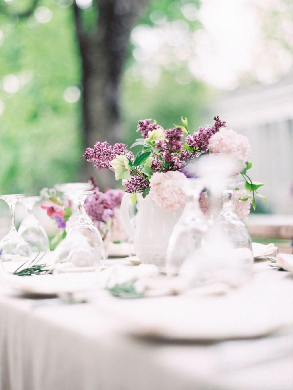 dekoracija za masa svadba