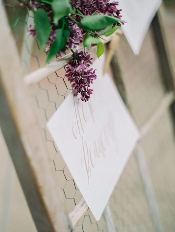 svadben dekor jorgovan